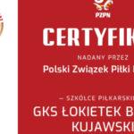GKS Łokietek wyróżniony przez PZPN