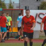 Uraz Pałczyńskiego w meczu przeciwko Cuiavii